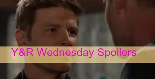 The Young and the Restless (Y&R) Spoilers: Billy Disappears On The Hunt To Murder Adam - Devon Thinks Colin Has Hilary