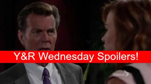 The Young and the Restless (Y&R) Spoilers: Phyllis Attacks Jack - Victor's Celebration Premature, Adam Flips The Script?