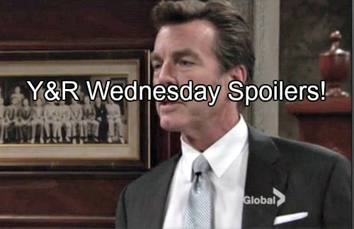 'The Young and the Restless' Spoilers: Chloe Visits Victor in Hospital - Phyllis Leaves Jack - Adam Accepts The Moustache's Deal