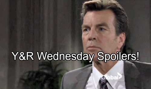'The Young and the Restless' Spoilers: Ashley Tells Jack Billy Is in Love with Phyllis – Kevin Grills Chloe About Bella's Father