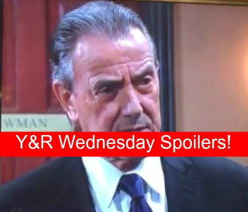 The Young and the Restless Spoilers: What's Happening on Y&R Wednesday, December 23 – Operation Secret Weapon Commences!