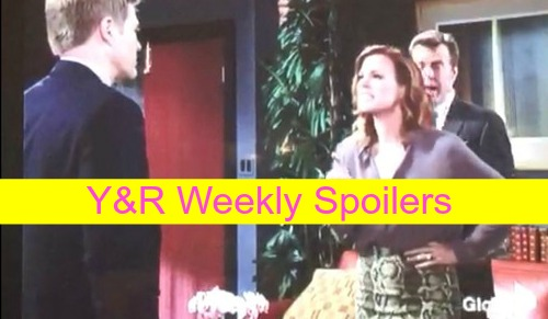 The Young and the Restless (Y&R) Spoilers: New Character Arrives in GC - Phyllis Turns on Jack and Billy