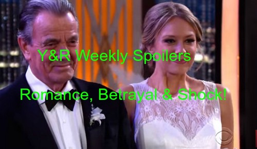 The Young and the Restless (Y&R) Spoilers: Adam's Perilous Pact – Ashley's Startling Admission – Stitch and Abby Tie the Knot