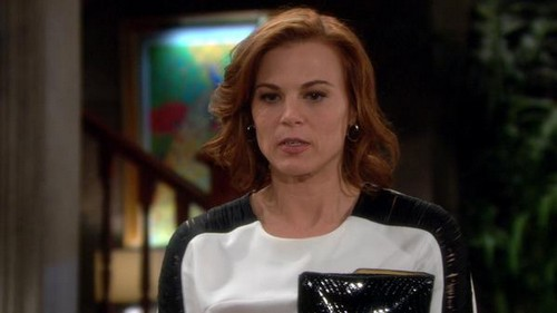 'The Young and the Restless' Spoilers: Stitch Reveals Kelly Is Crazy Too, Phyllis Committed, Cain Blackmails Colin