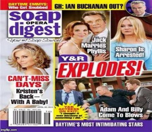 The Young and the Restless Spoilers: Sharon Arrested For Austin's Murder - Jack and Phyllis Marry, Kelly Crashes Honeymoon