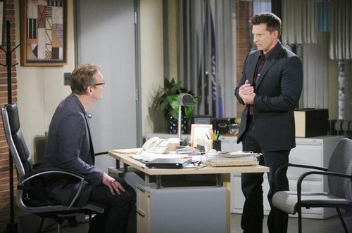 The Young and the Restless Spoilers: Dylan Asks Stitch's Help Over Ian's Disappearance - Michael Baldwin Visits The Doctor