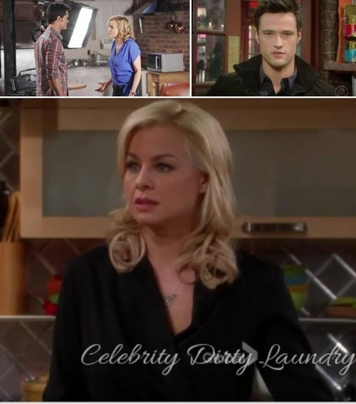 The Young And The Restless Spoilers Avery Vanishes Pool Of Blood Remains Is