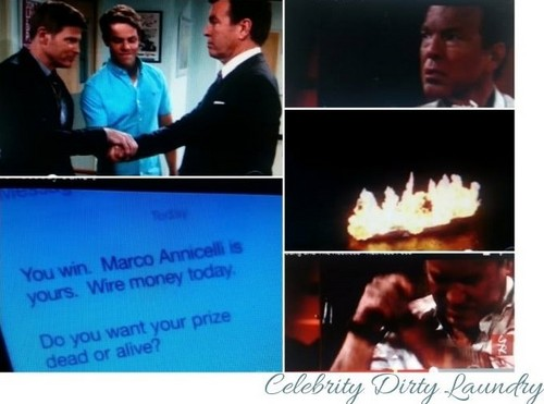 The Young and the Restless Spoilers: Marco Blows Up Jack Hostage Boat - Are Marissa and Real Jack Killed?