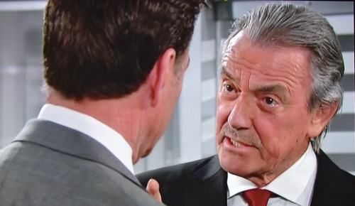 'The Young and the Restless' Spoilers, Recap: Victor Furious to Learn Jack Dead – Abbotts Frame The Moustace for Embezzlement