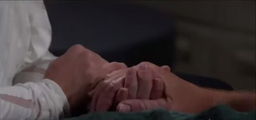 'The Young and the Restless' Spoilers: Jack Uses Hand Squeezes to Talk to Phyllis - Cabin Killer Linked To Jack's Shooting