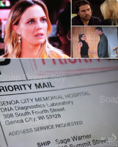 The Young and the Restless Spoilers: Chelsea and Nick Shocked To Learn Gabe Slept With Sage - Paternity Test Reveal