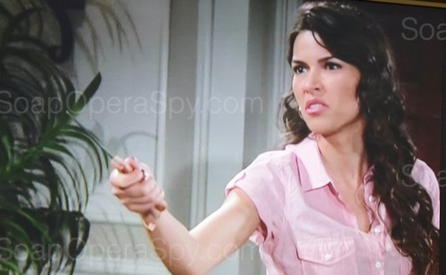 'The Young and the Restless' Spoilers: Jack Poses as Marco, Marisa Pulls Knife - Adam Begs Chelsea to Start New Life in Paris