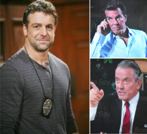 The Young and the Restless Spoilers: Detective Harding Working With Marco and Victor - Cabin Killer Must Choose Sides