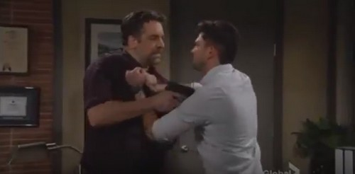 The Young and the Restless Spoilers: Harding Pulls Gun on Noah - Jack Insists Victor Kill Marco - Hilary Sees Video, Vanishes