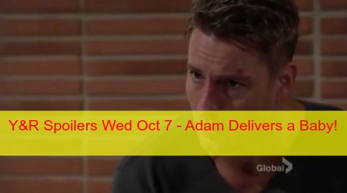 The Young and the Restless (Y&R) Spoilers: Adam Delivers Sage's Baby Boy – Victor Demands Son's Arrest, Paul Complies