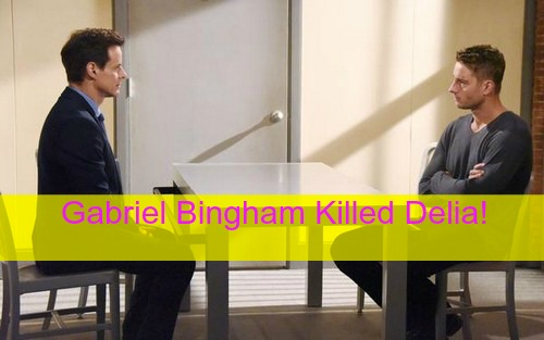 The Young and the Restless (Y&R) Spoilers: Adam Didn't Kill Delia, Gabriel Bingham Did?