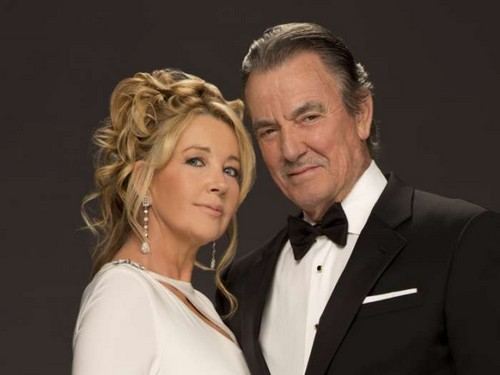 The Young and the Restless Spoilers: Victoria Chooses Between Stitch and Bill for Baby-Daddy - Victor and Nikki Major Fight
