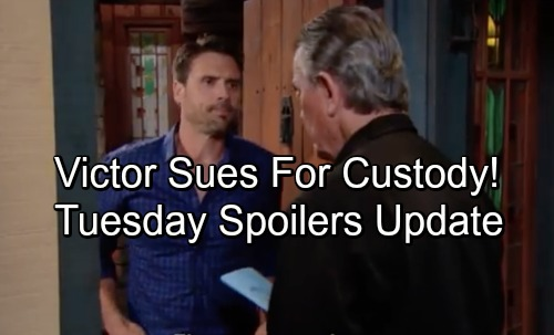 The Young and the Restless Spoilers: Tuesday, June 5 Update – Summer Busted for Felony Auto Theft – Victor's Custody Bombshell