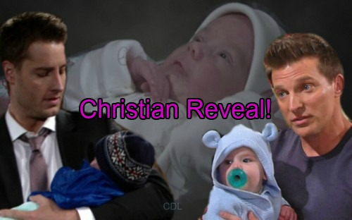 'The Young and The Restless' Spoilers: Christian-Sully Reveal Caused by Victor's Remorse and Baby Health Issue