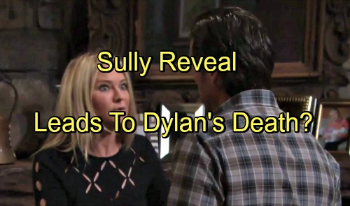 The Young and the Restless Spoilers: Sully Reveal Leads To Dylan's Death - Sharon and Nick Reunite?