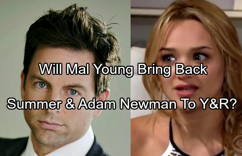 The Young and the Restless Spoilers: Summer and Adam Newman Return To Y&R – Michael Muhney Conspiracy Theorists Proved Wrong