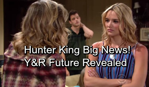The Young and the Restless Spoilers: Hunter King Returns To Life In Pieces - Summer's Y&R Future Revealed