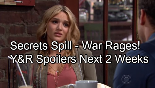 The Young and the Restless Spoilers Next 2 Weeks: Summer Drops a Truth Bomb – Raging Ashley Battles Billy