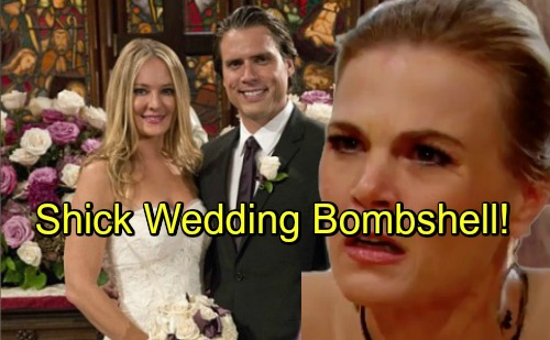 The Young and the Restless Spoilers: Sharon and Nick's Secrets Explode – 'Shick' Wedding Bombshells Rock Genoa City
