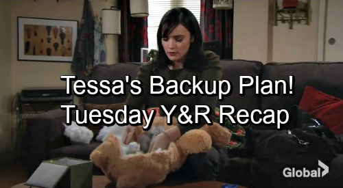 The Young and the Restless Spoilers: Tuesday, November 20 – Victoria Destroys Evidence, Tessa Has A Backup Plan – Nate Threatens Devon