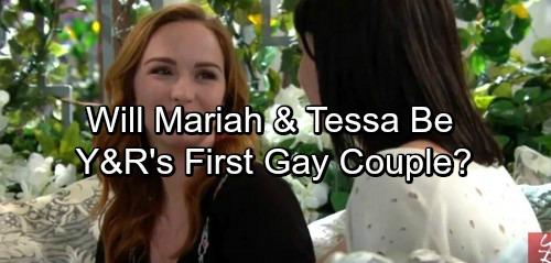 The Young and the Restless Spoilers: Is Mal Young Committed to Mariah and Tessa's Love Story – Y&R's First Gay Couple?