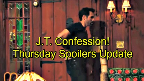 The Young and the Restless Spoilers: Thursday, August 30 Update – Rey's Shocking Discovery – J.T. Confession Rocks Cover-Up Crew