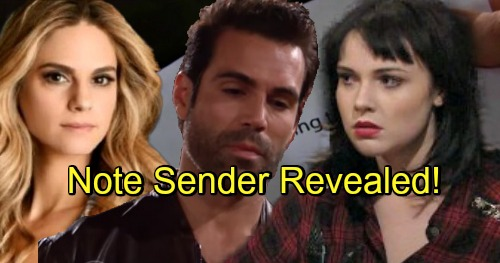 The Young and the Restless Spoilers: Who Sent The Notes To The Coverup Crew - 3 Suspects Revealed