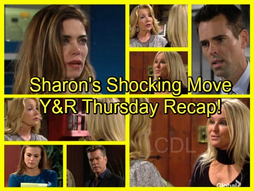 'The Young and the Restless' Spoilers: Sharon Files For Divorce – Nick Won't Back Down – Jack Doesn't Want Phyllis