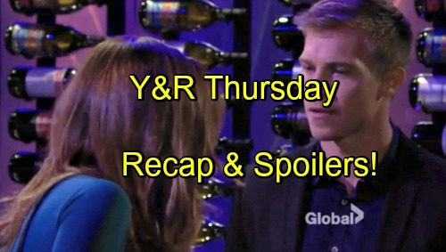 The Young and the Restless Spoilers: Travis Reveals Shocking Reasons He Fled Wall Street – Kevin Tracks Down Phone