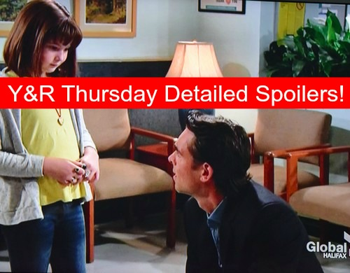 The Young and the Restless (Y&R) Spoilers: Billy's Out-of-Body Experience, Delia Offers Guidance – Chelsea Worries Adam Missing