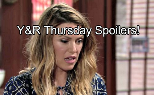 'The Young and the Restless' Spoilers: Kevin Meets Bella, Demands Chloe Reveal Baby Daddy – Stitch and Abby Tragic Baby Drama