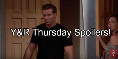 'The Young and the Restless' Spoilers: Sharon Tormented by Bloody Sage - Chelsea Supports Ian Ward Escape Plot