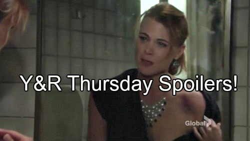 The Young and the Restless (Y&R) Spoilers: Phyllis Injured in Crash, Stitch Suspicious - Victor Gives Paul Shocking Evidence