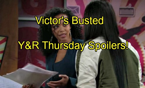 'The Young and the Restless' Spoilers: Victor Faces Startling Accusations, Throws Hilary Out – Jack Drops The Bomb