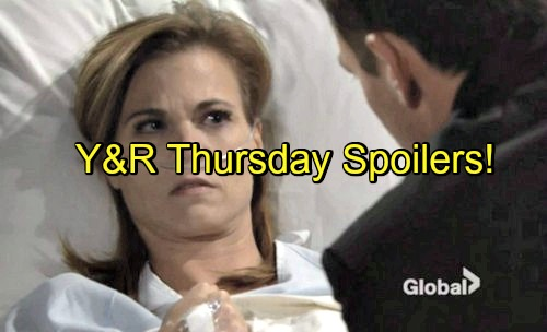 'The Young and the Restless' Spoilers: Phyllis Hospital Emergency - Jack Accused of Wife Beating – Billy and Victoria Reuniting