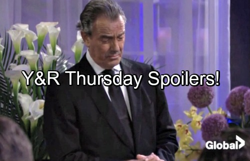 The Young and the Restless Spoilers: Adam's Wedding Ring Proves He's Alive – Phyllis Wants a Double Life, Billy Won't Share