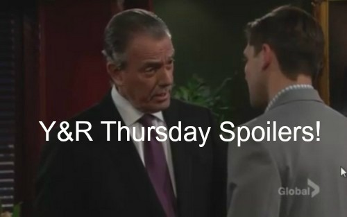 The Young and the Restless (Y&R) Spoilers: Adam's Abduction - Billy's Miraculous Recovery – Victor Shuts Noah Up