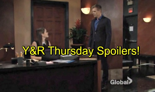 'The Young and the Restless' Spoilers: Travis Meets Natalie - Hilary Gets Explosive Story – Billy Stunned by Phyllis Rejection