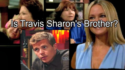 'The Young and The Restless' Spoilers: Sharon's Backstory To Be Expanded – Is Travis Her Brother?