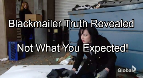 The Young and the Restless Spoilers: Blackmailer Truth Finally Exposed – Tessa Not Guilty, Just a Giant Red Herring?