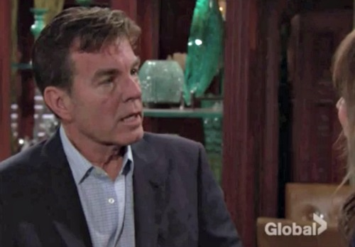 The Young and the Restless Spoilers: Jack and Gloria Hide Hookup – Colin Riles Cane, Lily Feels Pressure