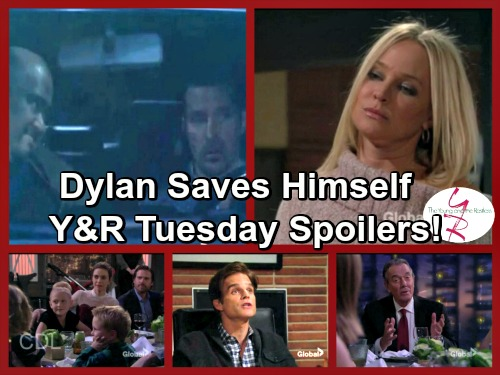 The Young and the Restless Spoilers: Dylan Sleeps with Alex To Fix Sharon's Mess – Nick and Chelsea Push Through Awkwardness