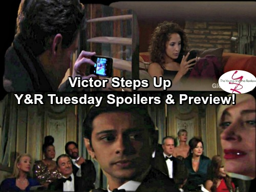The Young and the Restless Spoilers: Phyllis Gets Sneaky With Scott, Victor Gets Involved – Jordan Saves Lily – Ravi Transforms