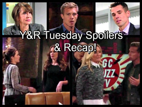 The Young and the Restless Spoilers: Sharon Arrested, Christine Pushes for Kidnapping Charges – Michelle Exposes Travis