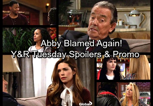 The Young and the Restless Spoilers: Tuesday, November 28 - Tessa Faces Shocking Accusation – Victoria Blames Abby For Murder